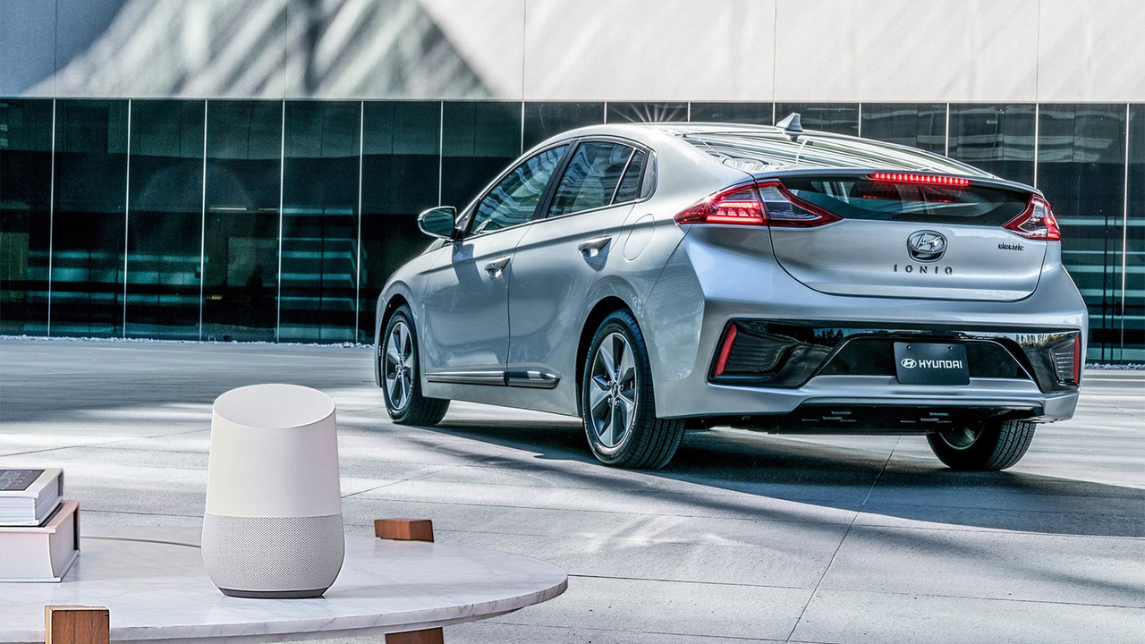 Hyundai announces Google Home voice-controlled integration