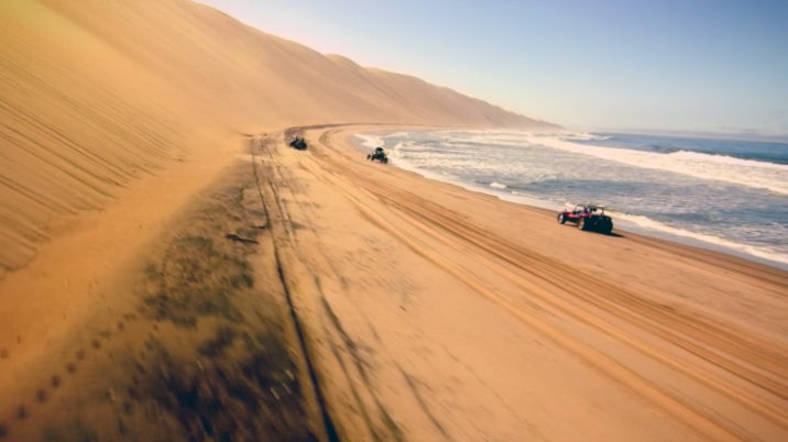 The Grand Tour's first two-part special is stunning, but too long