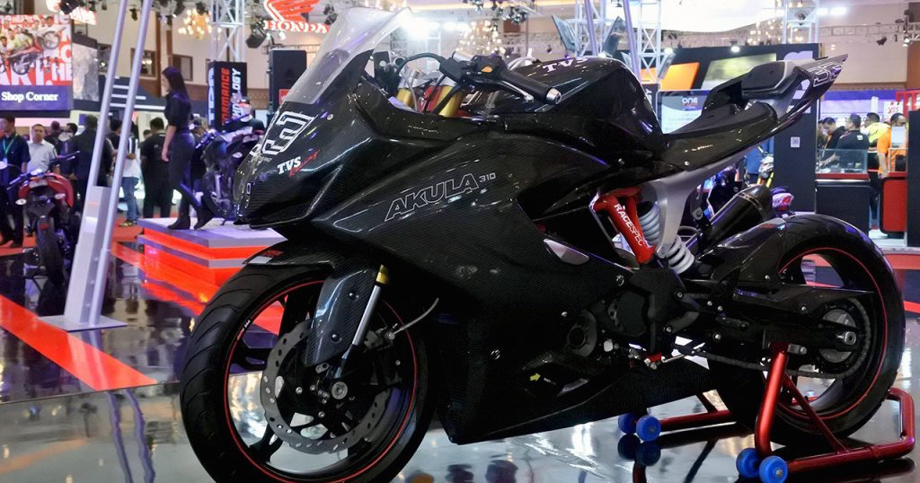 TVS CFO confirms new motorcycles and scooters for next fiscal