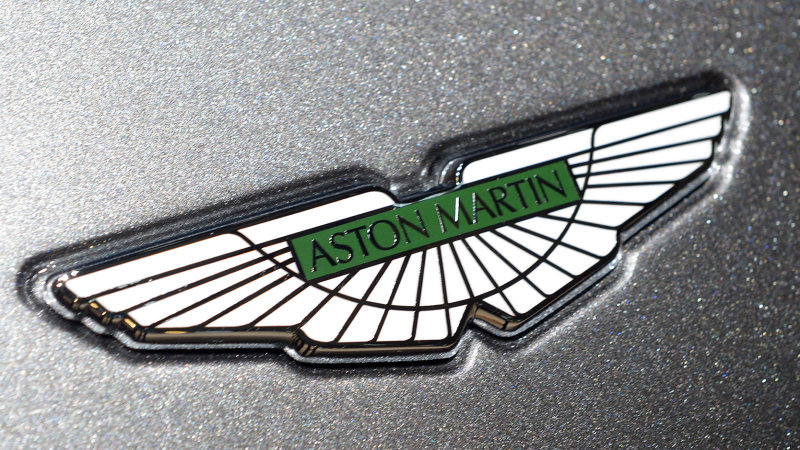 Aston Martin May Have Filed A Trademark For A New Logo Localis