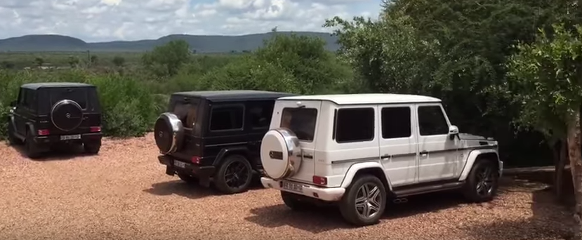 the mercedes g-class gets the full maybach treatment before the
