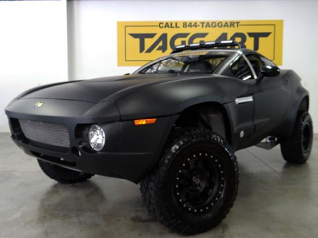 This Awesome Dealer Is Selling A Local Motors Rally Fighter