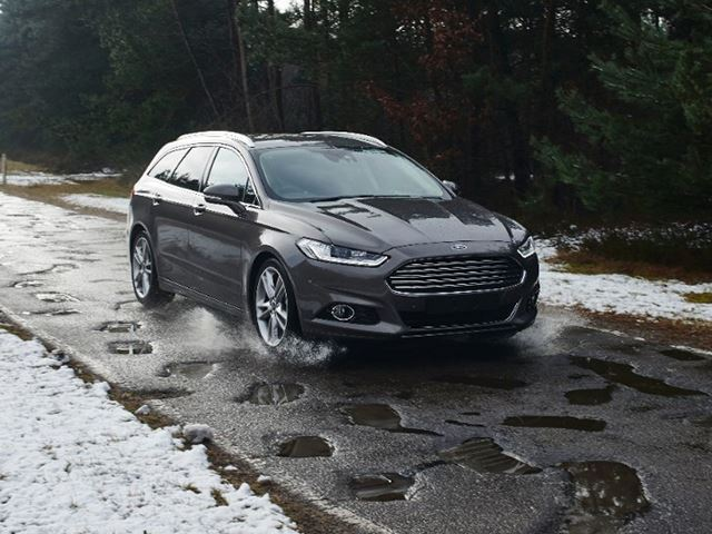 Ford Is Testing The Pothole Avoidance System We've Wanted All Along