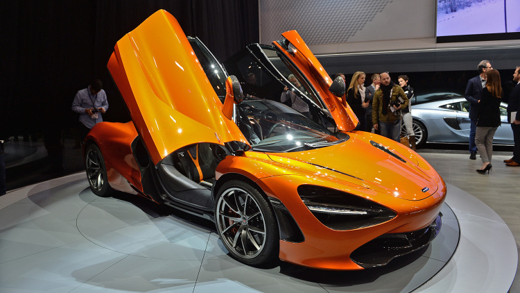 mclaren 720s first look at the new hot blooded englishman localis. Black Bedroom Furniture Sets. Home Design Ideas