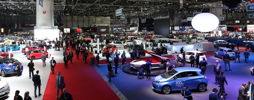 Hits and misses of the 2017 Geneva Motor Show