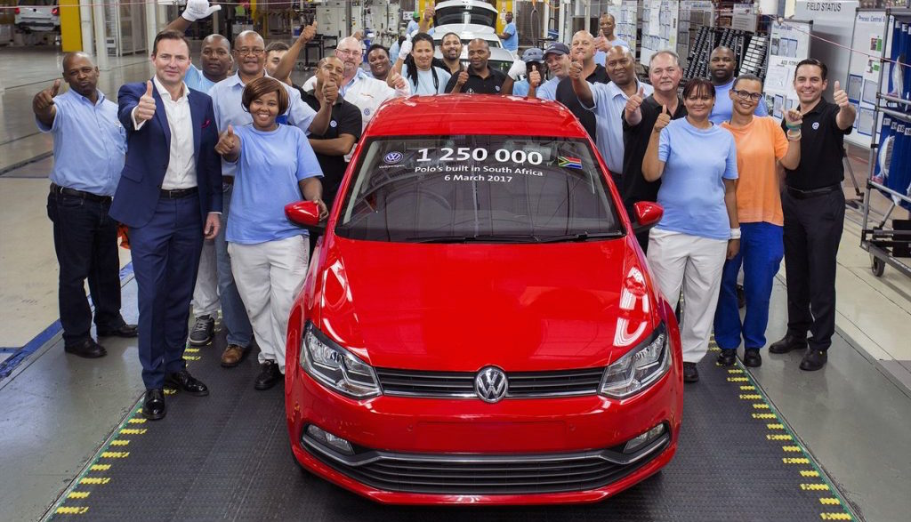VW Polo reaches the 12,50,000 unit production milestone in South Africa