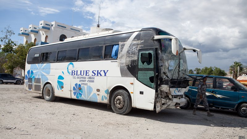38 People Have Been Killed by a Bus After a Hit-and-Run Incident in Haiti