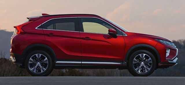 Mitsubishi Eclipse Cross Could Spawn Sporty Ralliart SUV