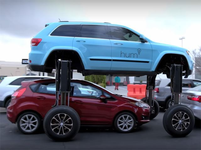 2017 Jeep Cherokee Lifted >> This Jeep Grand Cherokee Has A Hydraulic Lift That Defeats Traffic (localisé)