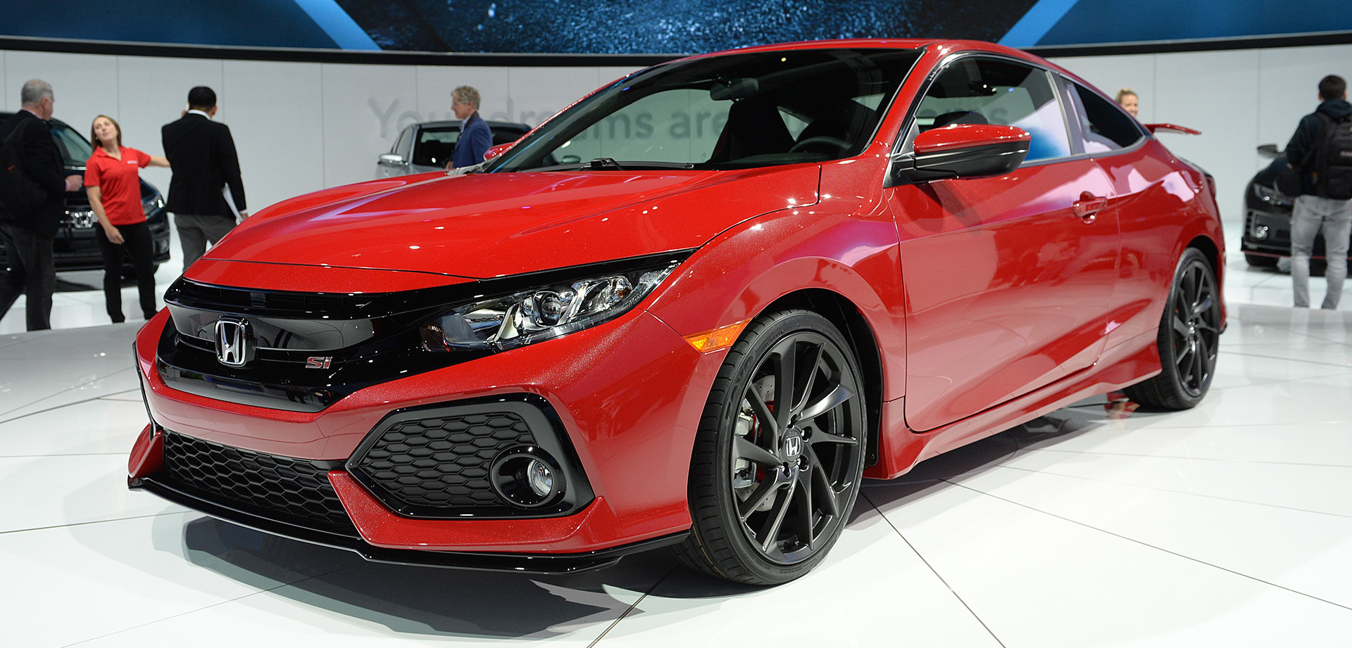 2018 Honda Civic Si will have 192 lb-ft of torque