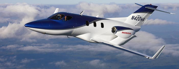 Gold wings: Honda spent $1B to develop jet; can it recoup costs?