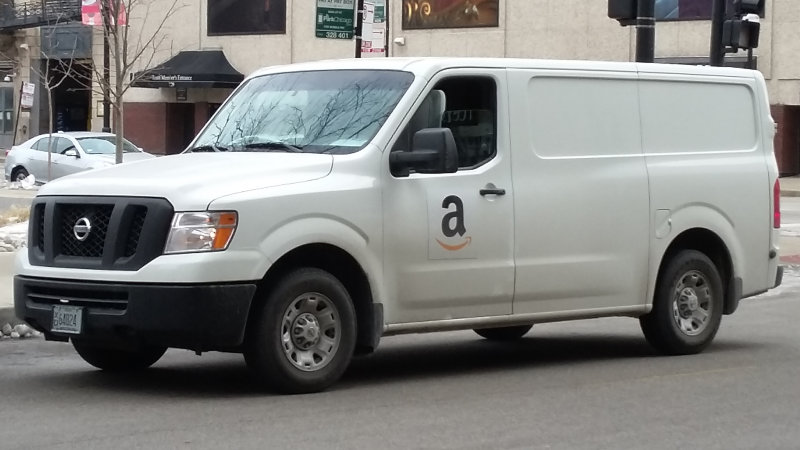 Amazon is interested in self-driving vehicles, too