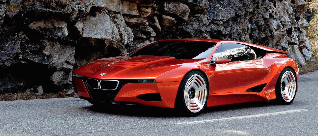 BMW Might Build A Hybrid Hypercar To Compete With Mercedes