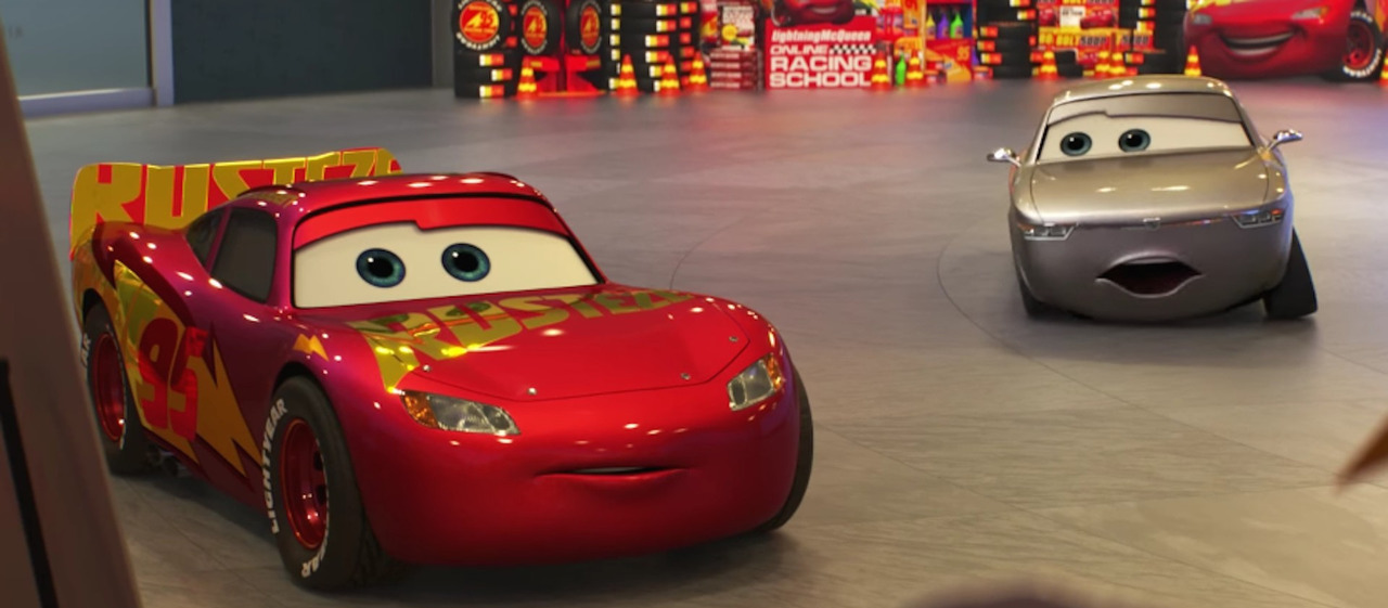 New Cars 3 Trailer Pushes Mcqueen To Edge Of Retirement