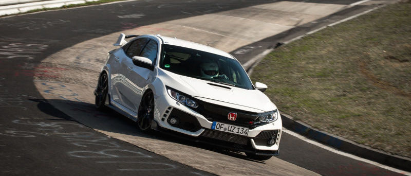 The 2018 Honda Civic Type R Is The New Front-Wheel Drive Nürburgring King
