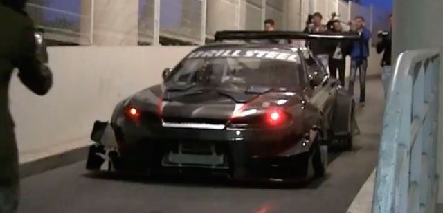 Modified Nissan Silvia Has The Most Outrageous Exhaust Note We've Heard
