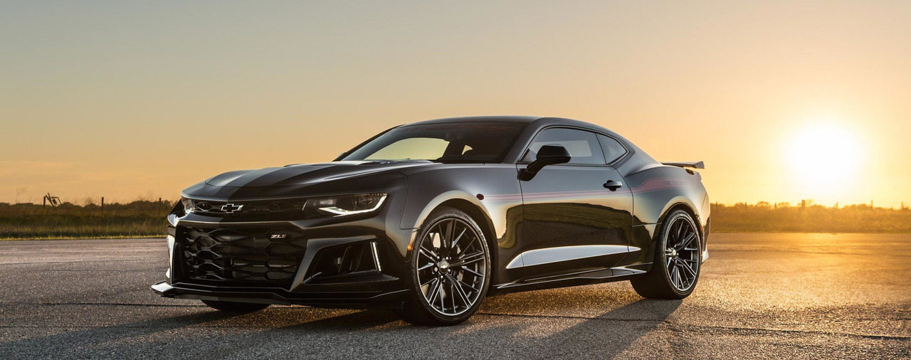 Hennessey Exorcist Camaro Zl1 Casts Out 959 Hp On The Dyno