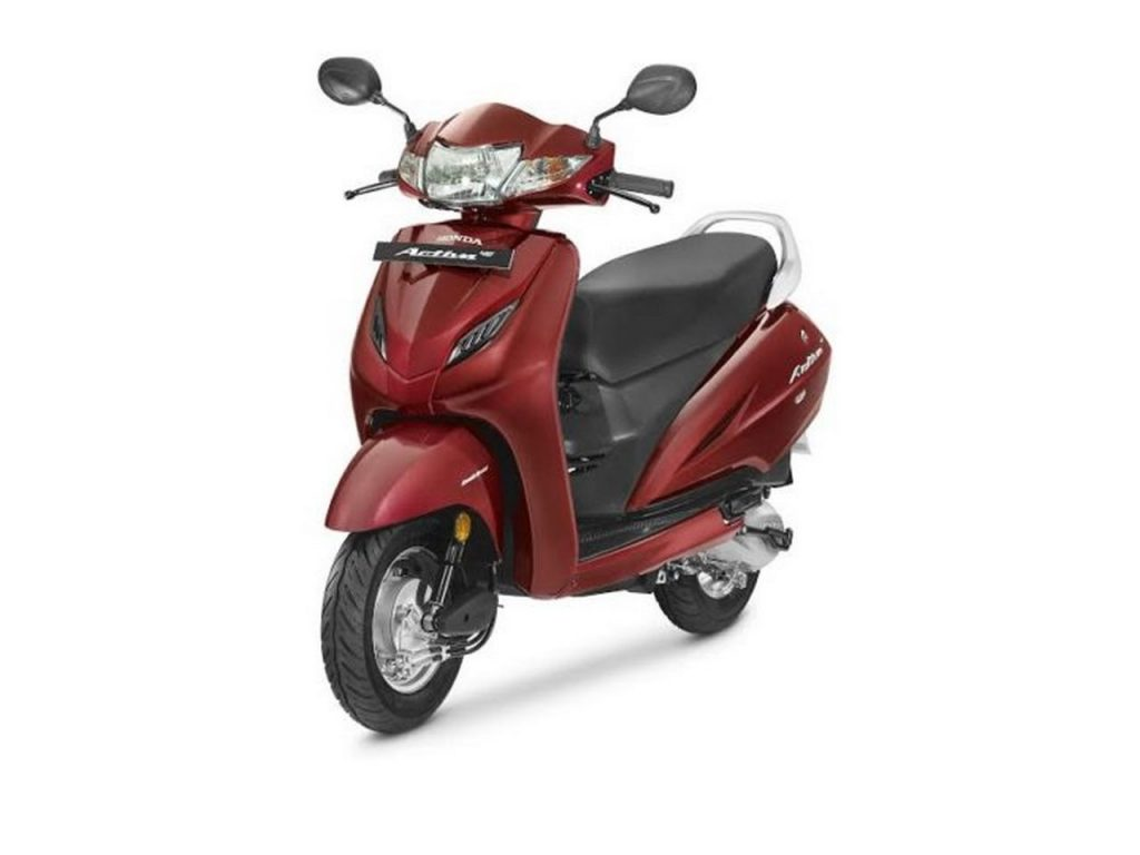 The Honda Activa is the India's largest selling two-wheeler.