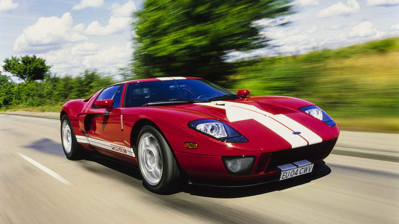 John Cena Is An Auto Geek, Check Out His 2006 Ford GT