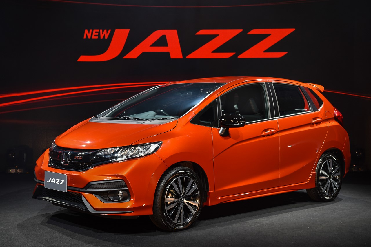 2017 Honda Jazz (Fit)