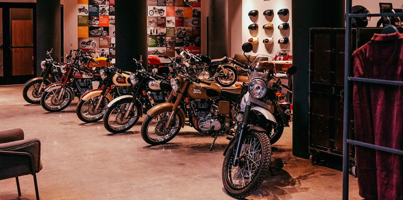 Royal Enfield identifies 4 core markets for future growth