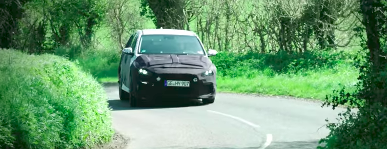 New Hyundai i30 N hot hatch makes at least 250 horsepower