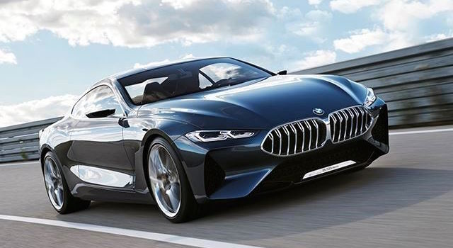 BMW's Design Chief Explains Why The 8 Series Concept Is The Future