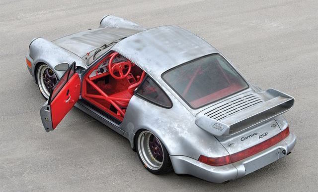 Porsche 911 Carrera RSR 3.8 With Only 6 Miles Sold For $2.25 Million