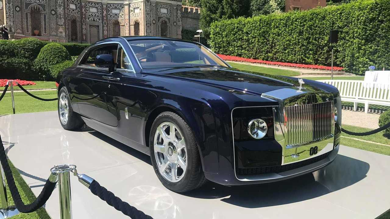 rolls royce says sweptail likely the most expensive new car ever localis. Black Bedroom Furniture Sets. Home Design Ideas