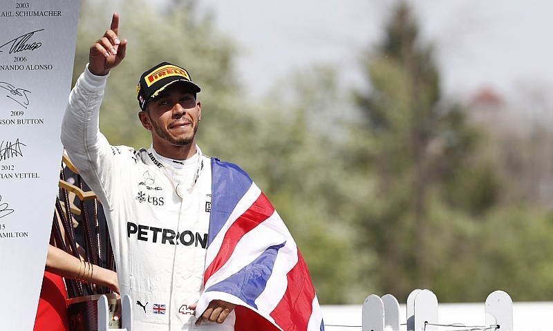 Canadian GP: Hamilton dominates, dramas for Vettel and Verstappen