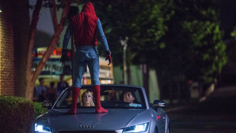 See the new Audi A8 early in Spider-Man: Homecoming