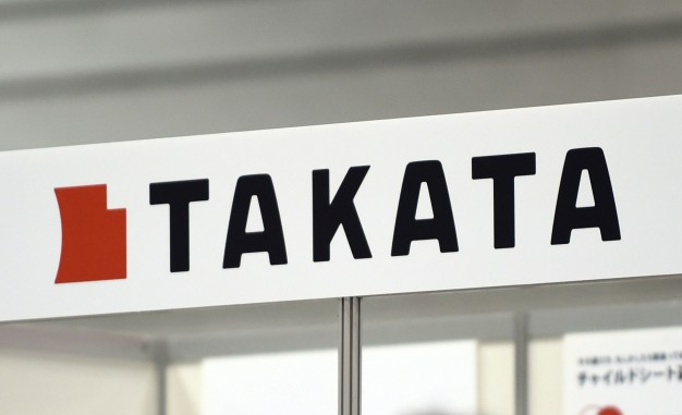 Air bag maker Takata reportedly days away from filing bankruptcy