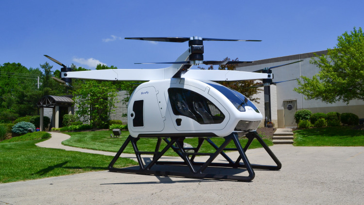 Workhorse SureFly is the next step toward a flying car