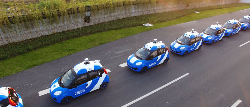 China's Baidu taps 50 partners, some big names, for self-driving