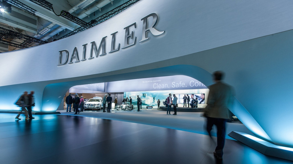 Daimler, BAIC to invest $735 million in electric vehicles in China