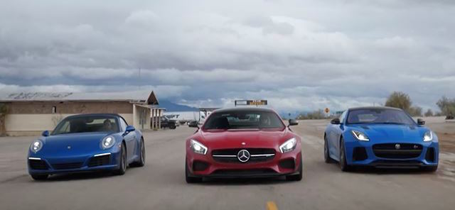 Even If It's Not The Best Track Car, The Mercedes AMG GT Reigns King