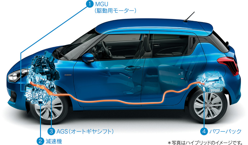 Suzuki Swift Hybrid launched in Japan, gets 32.0 km/L mileage
