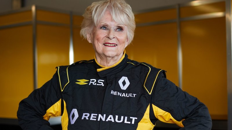 This 79-year-old is now the oldest person to drive an F1 car