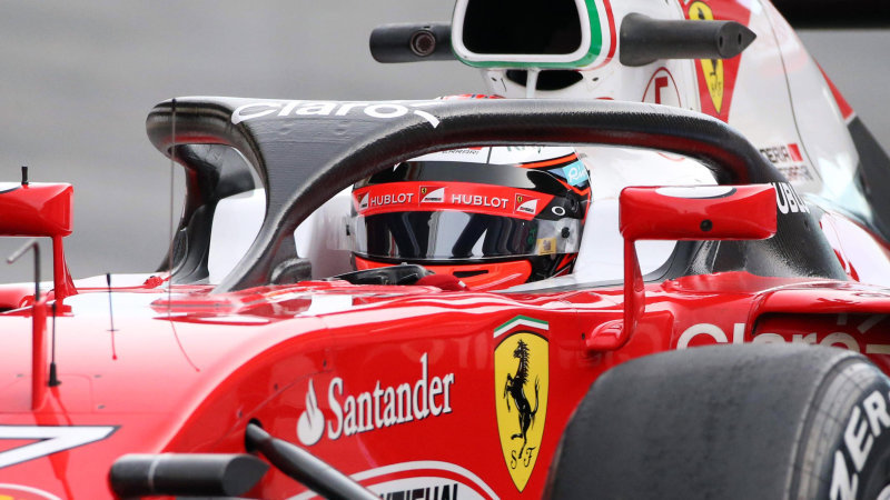 Formula One to implement 'halo' driver protection