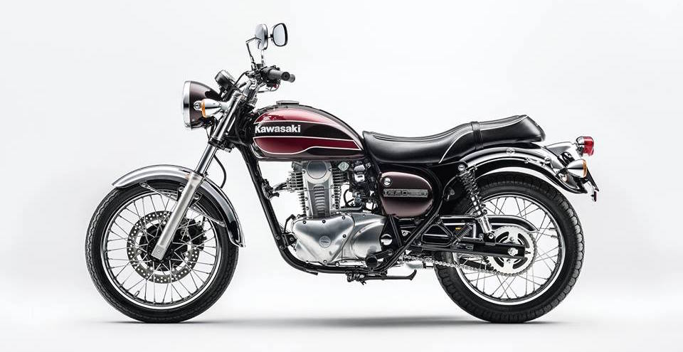 Entry-level retro styled Kawasaki motorcycle to get 175 cc mill
