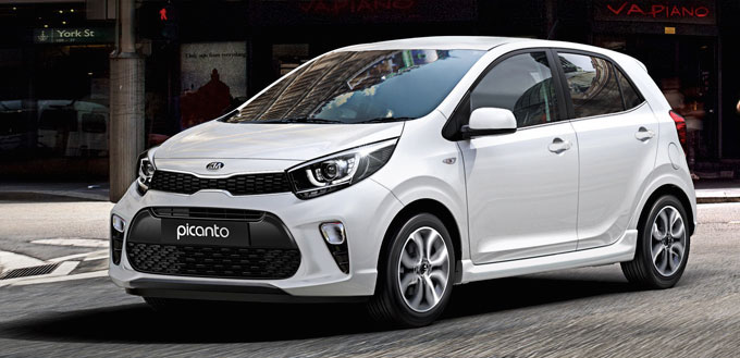2017 Kia Picanto launched in South Africa