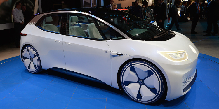 VW says I.D. electric's price will undercut Tesla Model 3 by $7K-8K