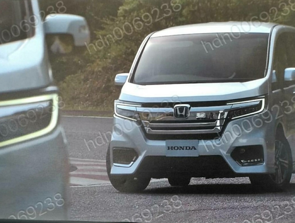 2018 Honda StepWGN unofficially revealed ahead of its September launch