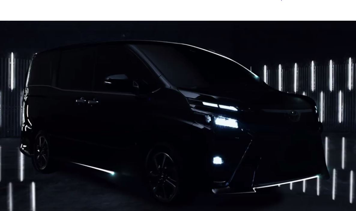 New Toyota MPV teased in Indonesia