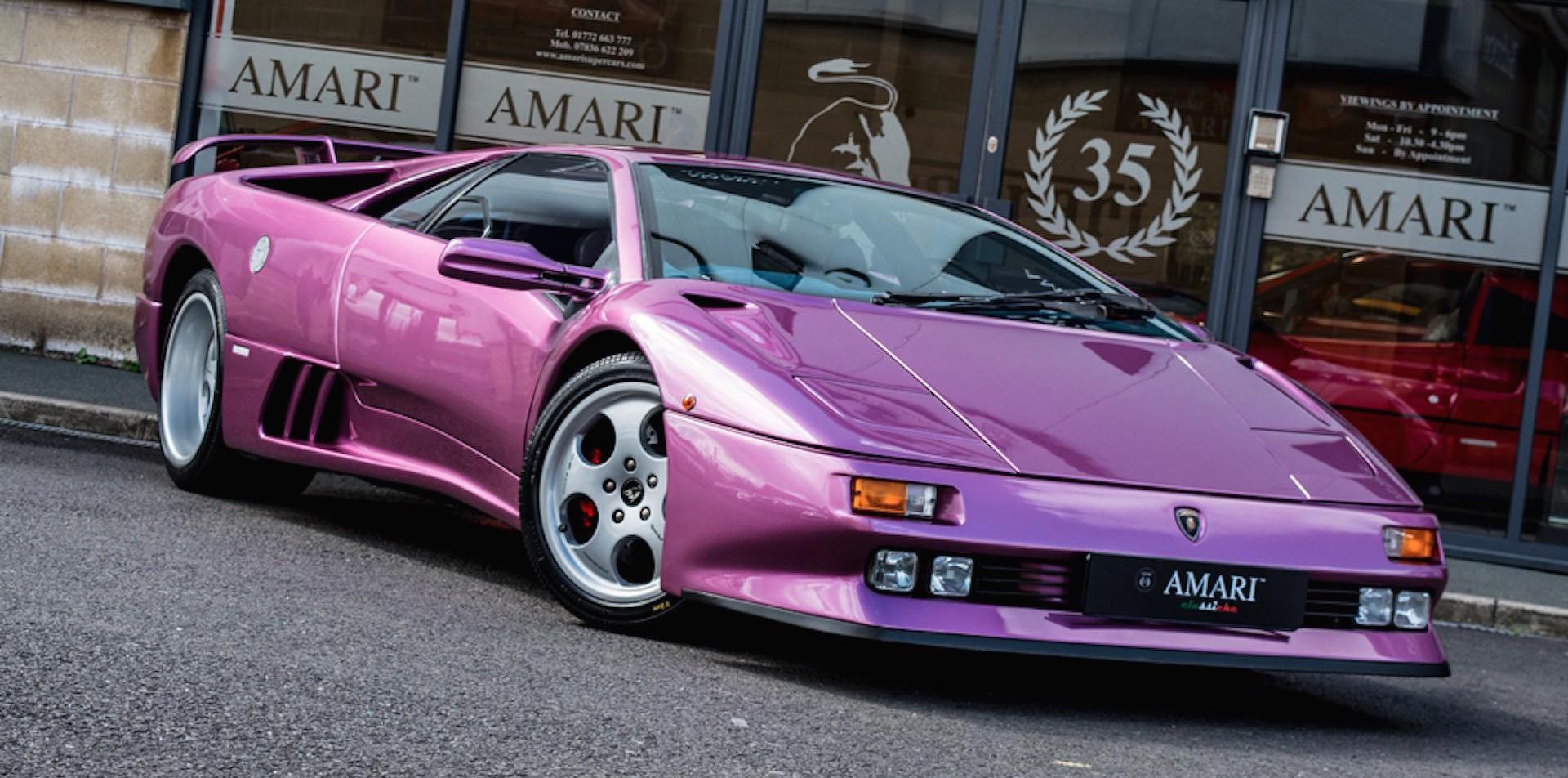 Lamborghini From Jamiroquai S Cosmic Girl Has Astronomical Price
