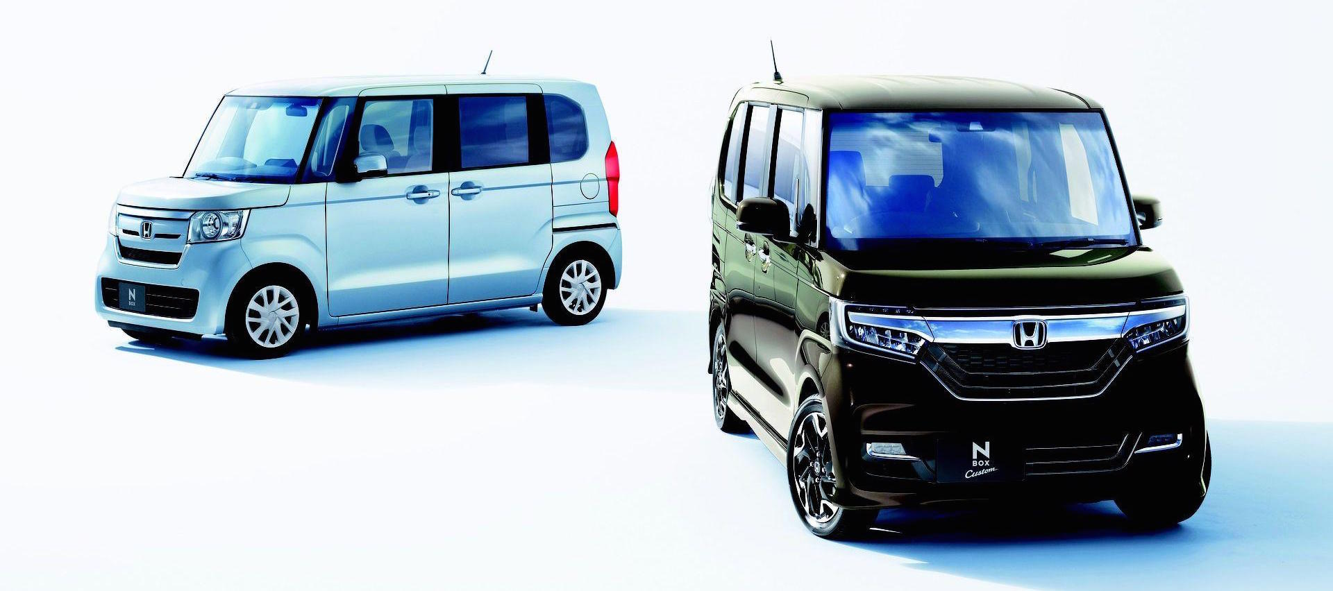 All-New Honda N-Box Kei Car Revealed, Targets 15K Units In Japan