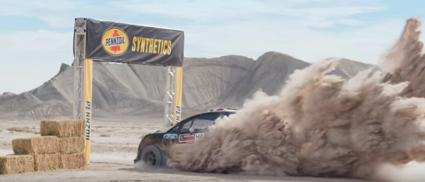 Ken Block's stunt video 'Terrakhana' is the most amazing 5 minutes you'll have today