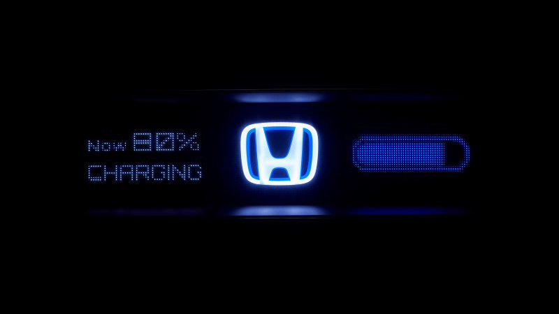Honda will show an EV concept and CR-V Hybrid at Frankfurt
