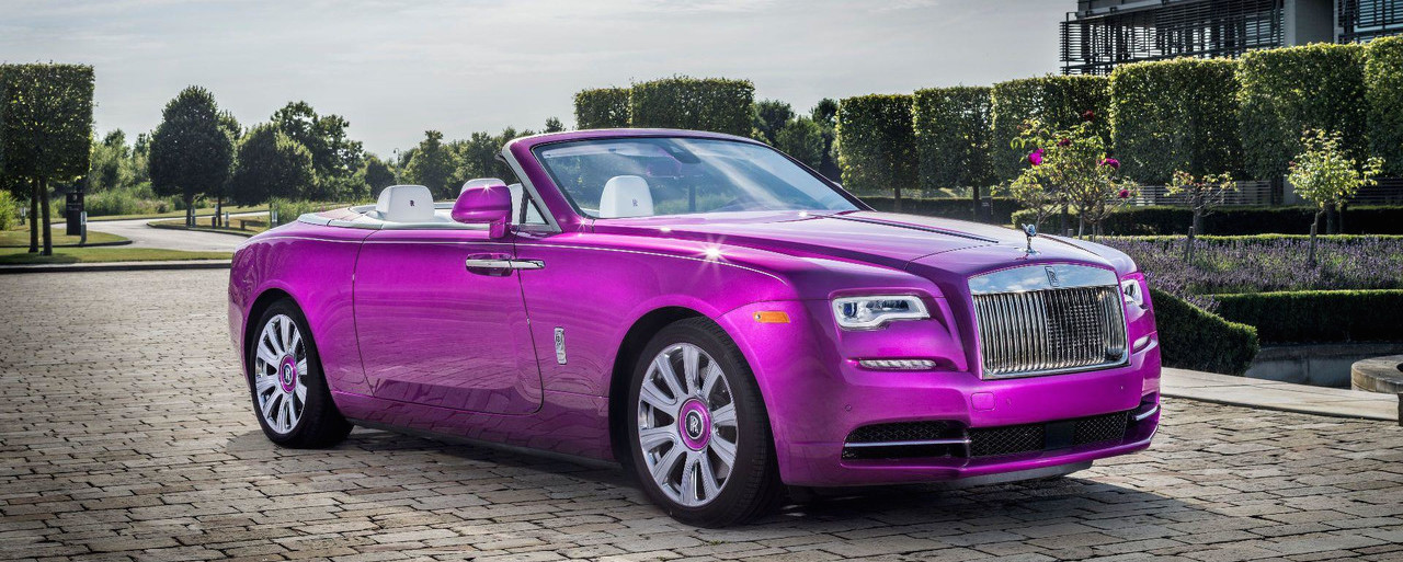 Rolls-Royce Is Mentioned In Music More Than Any Other Brand