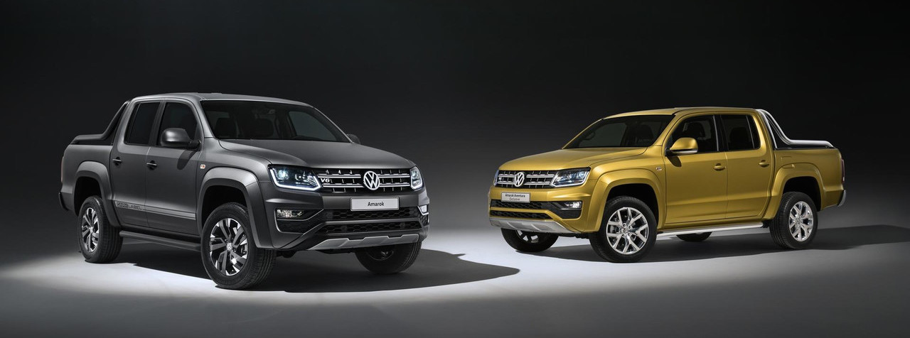 Beefy VW Amarok Aventura Exclusive Concept Revealed With 258 HP